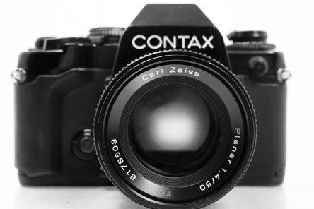 Contax Kameras Zeiss Objektive