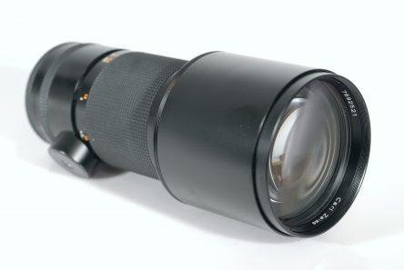 300mm 4,0 T* Tessar